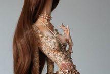 Galina Dimitruk dolls