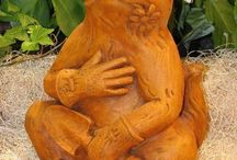 Garden Sculptures and Statues