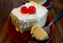 Cakes / Tres Leches Cake