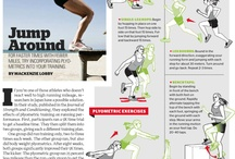 Plyometric Excersises / Plyometric Excersises for Runners