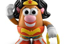 Geeky Products: Potato Heads