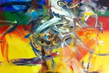Abstract Art / Abstract style can make you discover and experience new emotions about a piece of art after long time...