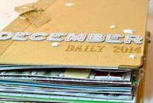 My scrapbooking & paperwork