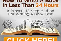 Write a Hot-Selling-High-Quality Book in Less than 24 hours..