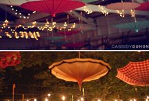 Parasols + Umbrellas - Ashley Douglass Events