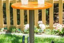 Beer stool