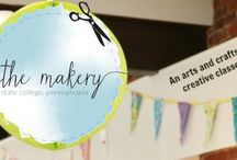 The Makery Pa / where makers make