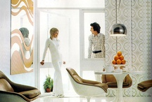 Vintage Home Interiors / What did mid-century homes really look like in the 50s, 60s and into the 70s? Here's a little flavour so you can emulate the look in your own home.