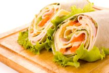 Wraps / Wraps and fillings