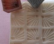 Stempler keramik