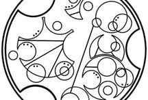 Circular Gallifreyan