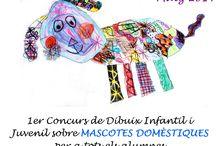 I  CONCURS DE DIBUIX INFANTIL I JUVENIL - MAIG__2014 / Entra y mira los dibujos de los peques!
