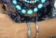 woman's bracelets