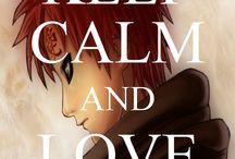 Naruto - keep calm