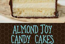 Ciasta, Ciastka i moja kuchnia / O przepisach które wypróbowałam lub wypróbuję