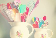 Kitchenware / by Helena {Rico sin Azucar}