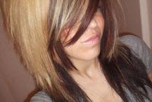 ideas for my hair / by Brittany Sprague