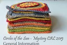 Crochet dekens/plaids