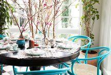 tea time & florals