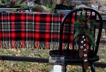 Wedding | Winter Plaid Ideas