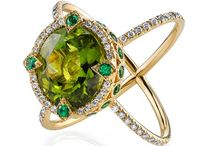 Birthstone Jewelry / What fabulous gem represents your birth month? Find out here!