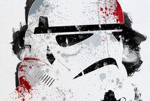 Star Wars / by Erin Mileski