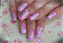 Nails Pink / by Christiane Brosseau