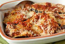 Italian Inspired Recipes