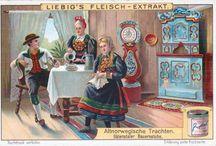 Bunad / Norwegian folksuits