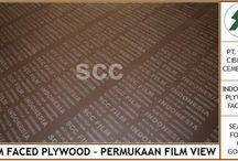 Film Faced Plywood / Film Faced Plywood juga dikenal dengan sebutan Phenolic Plywood atau Tego Plywood. Film Faced Plywood kami telah memenuhi standar, hal ini telah dibuktikan melalui berbagai penelitian dan testimoni klien bahwa produk memenuhi persyaratan komersial sebanyak 8 kali pemakaian ulang.