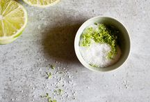 agrumes, recettes / cuisine