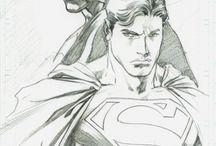 Ivan Reis Comics pencil