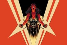 COMICS • Red She-Hulk