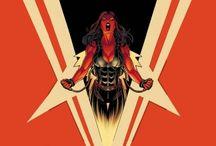 COMICS • Red She-Hulk