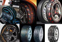 Concept & custom tires