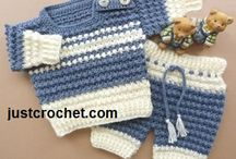 Crochet boysey