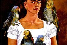 Frida Khalo / or alike