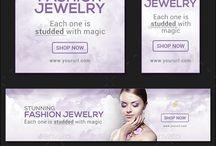 Jewellery webpage