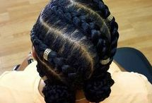 For the Braided Divas