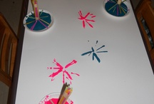 kids' crafts / by Nikita Davison