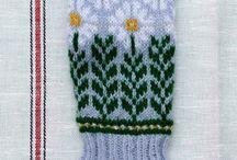 Finfint strikk