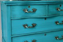 refinishing projects. / by Jessica Webb