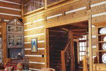 Cabin ideas / by Amber Lynn