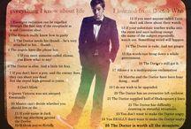 Doctor Who! / by Kayla Deyton