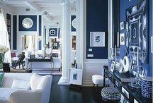 Blue and white / by Jennifer Buehler