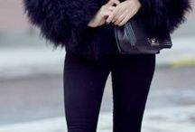 Fur jacket coat