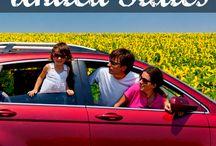 Travel Daze / Family Travel around Michigan and the United States.