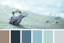 Paint colors / by Stefani Nelson