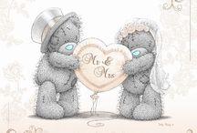 Tatty Teddies / mijn favoriete beren