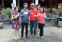 d'massiv di Tiga Dapoer Batavia / Gathering d'massiv dan Telkomsel
